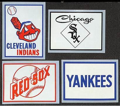 Fleer Grade Baseball Complete Team 1960 Stickers