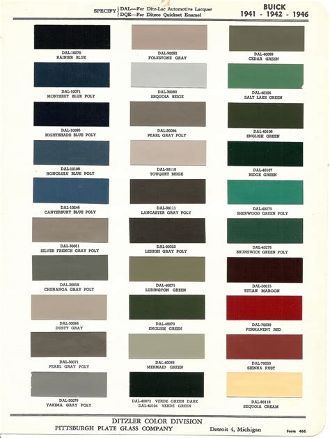 ford paint colors 2019 2020 new car update