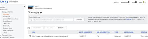 Bing Xml Sitemap Submission You Need For Your Blog