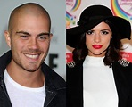 The Wanted Max George and The Only Way Is Essex Lucy ...