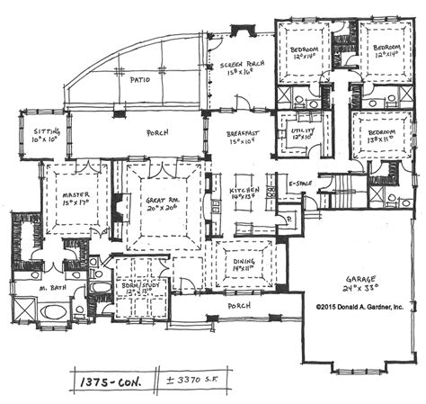 five bedroom ranch house plans 5 bedroom ranch house plans home design