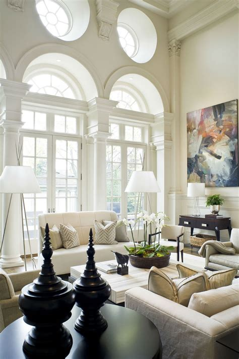 glamorous homes interiors glamorous interior house design with cream tons