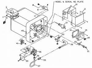Suburban Rv Water Heater Parts Diagram