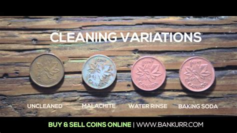 how to clean coins how to clean coins youtube