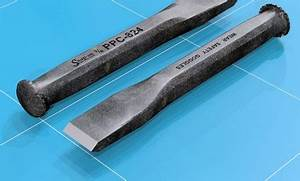 How to Cut Metal with Cold Chisels