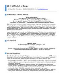 professional graphic design resume template top multimedia resume templates sles