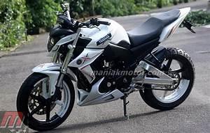 Variasi    Modifikasi Yamaha Byson Super Kren  Foto