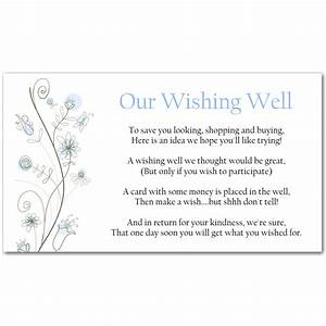 wording for wedding invitations asking for money google With wedding invitation wishing well quotes