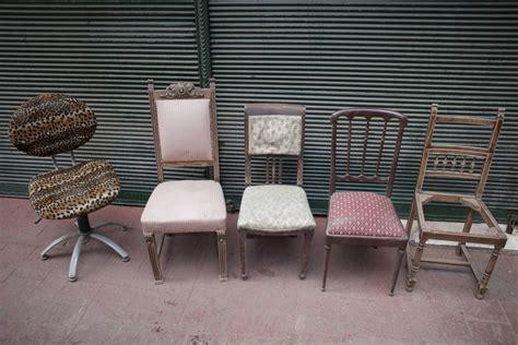 Alte Stühle Aufarbeiten