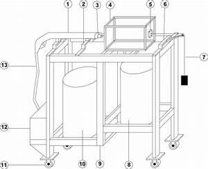 Schematic Diagram Of Erosion Wear Testing Machine  1