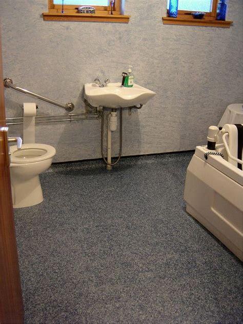 non slip vinyl flooring tile for bathrooms