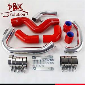 Intercooler Piping Pipe Kit For 2002