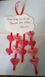 john wrote  love bible craft childrens bible activities sunday school activities  kids