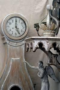 Antique Swedish Clock