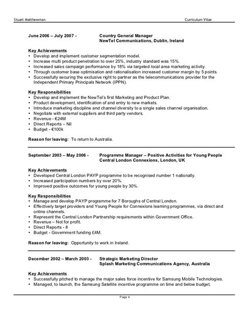 key accomplishments for resume exles sle resume key achievements augustais