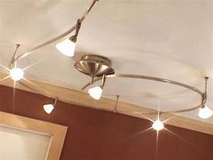 Bright Light Fixtures Install Track Lights For Instant Flair Hgtv