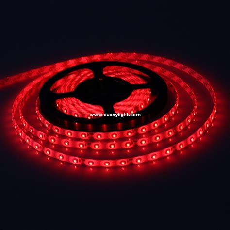 red led light strip waterproof red led 3528 smd 300led 5m flexible light strip 1