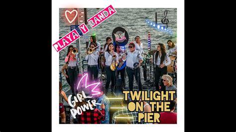 Banda Las Angelinas- Santa Monica Pier: Twilight On The ...