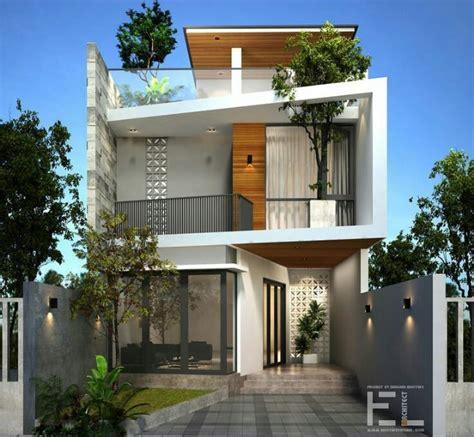 desain rumah minimalis  lantai kekinian lengkap