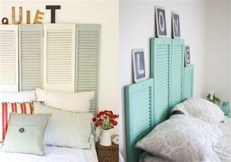Tête De Lit Design by Luxe Deco Chambre Adulte Avec Porte Volet Bois