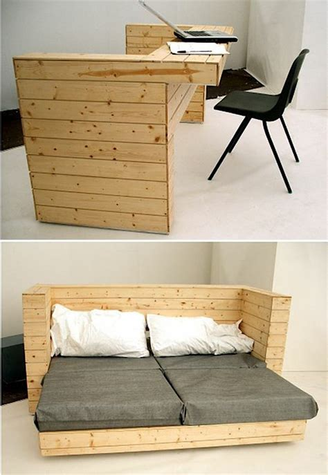 table sofa and bed all in one 10 space saving furniture designs for small apartments