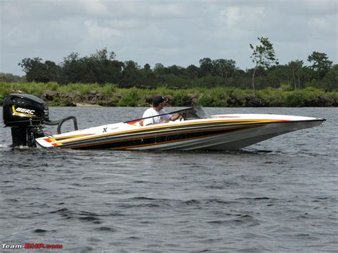 Small Fast Boats by My Speed Boat Team Bhp