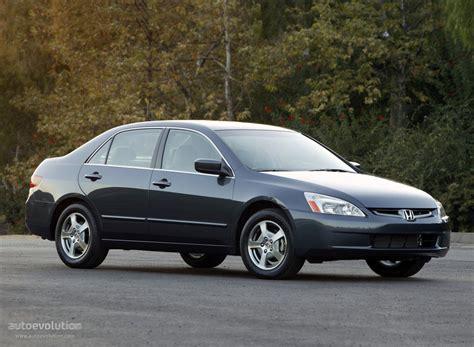 2005 Honda Accord Specs by Honda Accord Sedan Us Specs 2005 2006 2007 Autoevolution