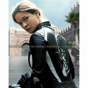 Mission Impossible 5 : mission impossible 5 rebecca ferguson ilsa biker jacket ~ Medecine-chirurgie-esthetiques.com Avis de Voitures