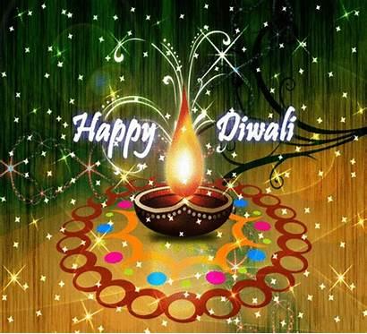 Diwali Diya Diyas Wish Greetings Card Cards