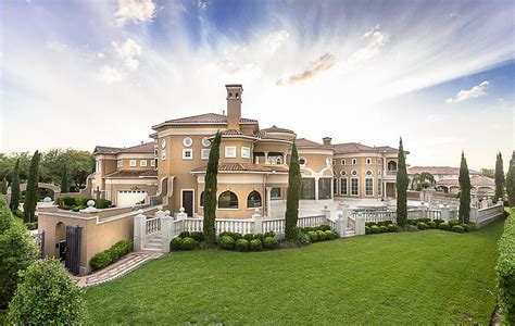 Opulent Mansions by 19 000 Square Foot Opulent Mansion In Land Tx