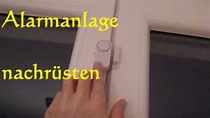 Alarmanlage Haus Nachrüsten : alarmanlage am fenster oder haust r haus nachr sten ~ A.2002-acura-tl-radio.info Haus und Dekorationen