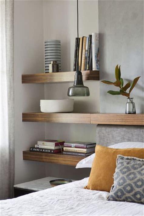 Bedroom Shelf Ideas by Best 25 Floating Shelves Bedroom Ideas On