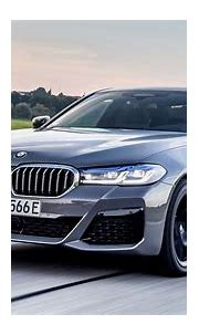 BMW 545e xDrive hybrid review pictures   DrivingElectric