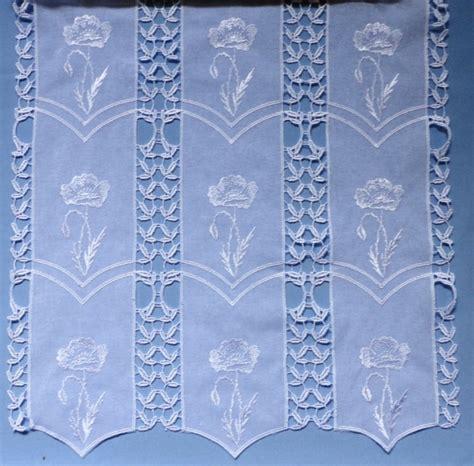 rideaux au metre a decouper 15 rideaux voilage rideau brod 233 et macram 233 remc homes