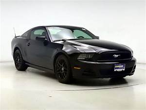 Used Ford Mustang Black Exterior for Sale