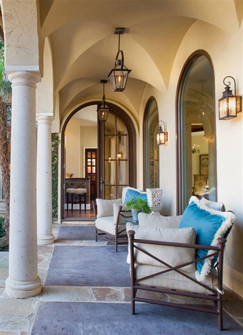 Porch Porch by 15 Beautiful Mediterranean Porch Designs That Will Drag