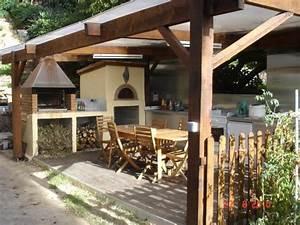 Cuisine D Ete : cuisine d 39 t chambres d 39 hotes ajaccio corse du sud ~ Melissatoandfro.com Idées de Décoration