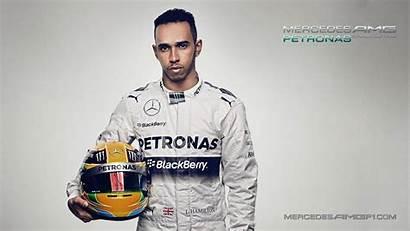 Hamilton Lewis F1 Mercedes Wallpapers W05 Amg