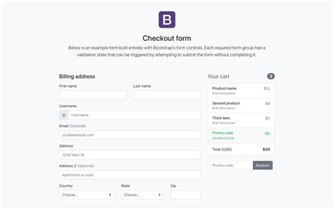 examples bootstrap material design
