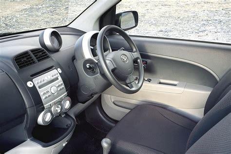 daihatsu sirion  car review eurekar