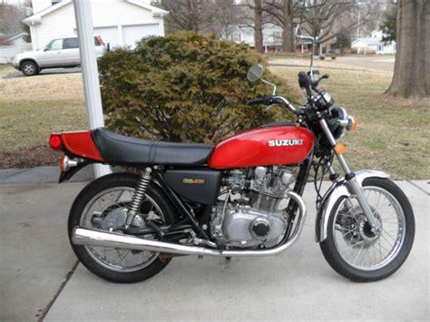 1978 Suzuki Gs400 by 1977 Suzuki Gs400 For Sale Chesterfield Missouri United