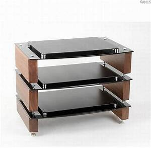 Tv Hifi Rack : tv rack holz ~ Michelbontemps.com Haus und Dekorationen