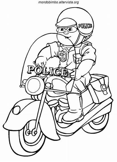 Cabbage Patch Polizei Ausmalbilder Coloring Policia Colorear