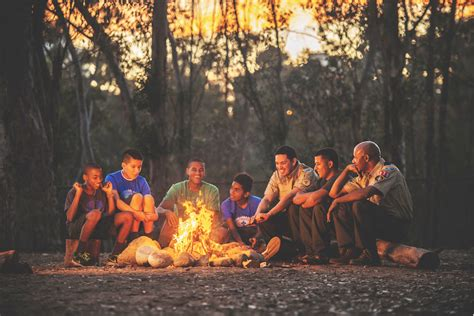 6 Ways To Create A Campfire