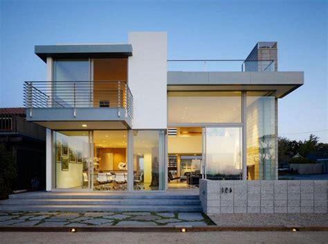 2 storey house design contemporary 2 house design with deck