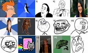Image Gallery internet memes list