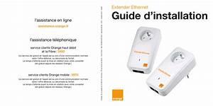 Guide D U2019installation Extender Ethernet L U2019assistance En