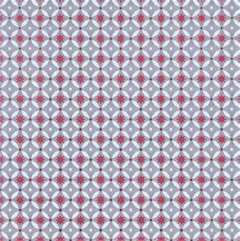 Red Stars. Retro Vinyl Floor tiles for your home