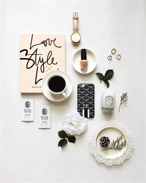 danced  nightand    home flatlay