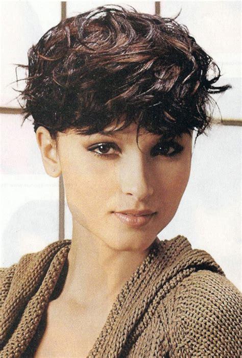 short wavy haircuts for women 2012 2013 short